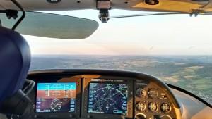 SR20 Flug13